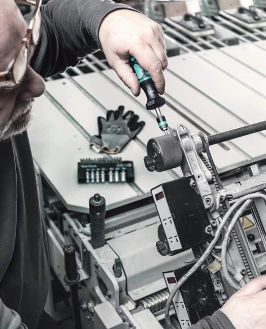Destornilladores dinamométricos ajustables