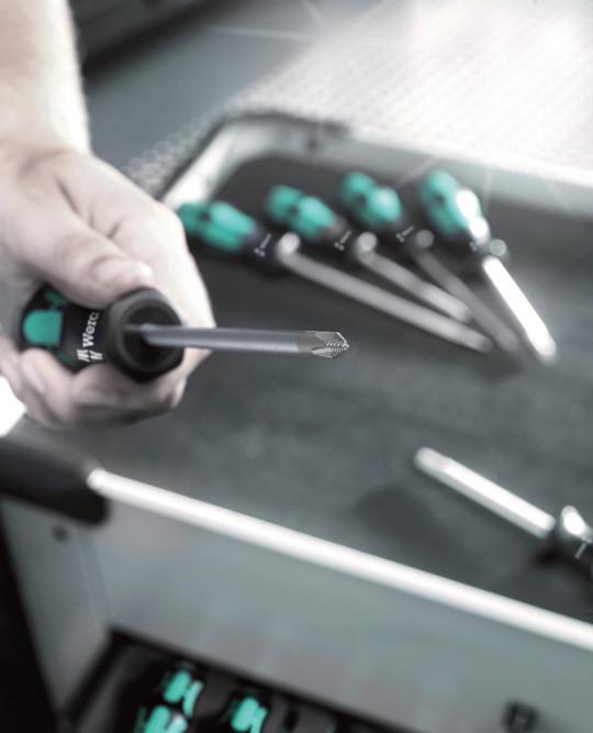 Lasertip Schraubendreher