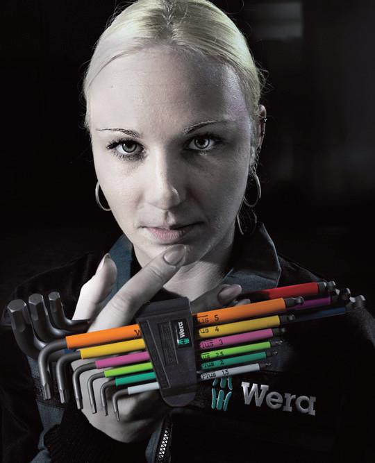 Stiftschlüssel von Wera