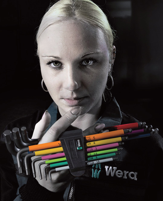 Winkelschraubendreher von Wera